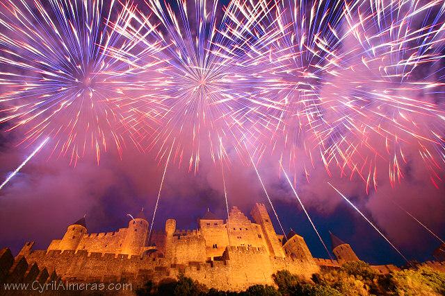 14 juillet carcassonne
